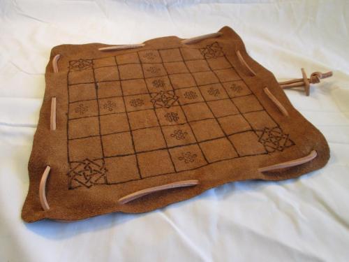 Brandub / Irish Tafl / Viking Chess